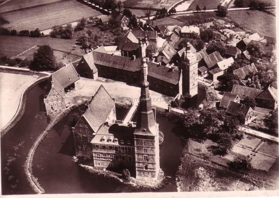 Raesfelder Schloss anno 1930