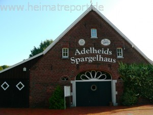 Adelhaus-Spargelhaus Raesfeld-Erle