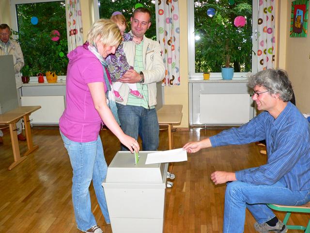 Kommunalwahl Raesfeld Grotendorst