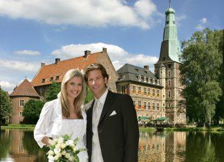 Hochzeit am Schloss Raesfeld