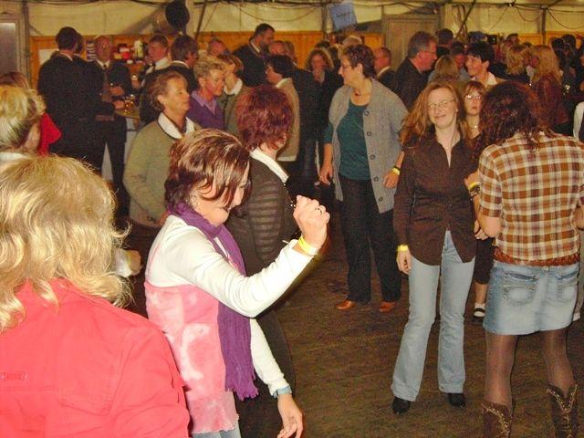 Erntedankfest Erle 2009