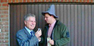 Verabschiedung Udo Rößing Bürgermeister Raesfeld