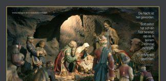 Weihnachtskrippe in der Raesfelder Kirche[1]
