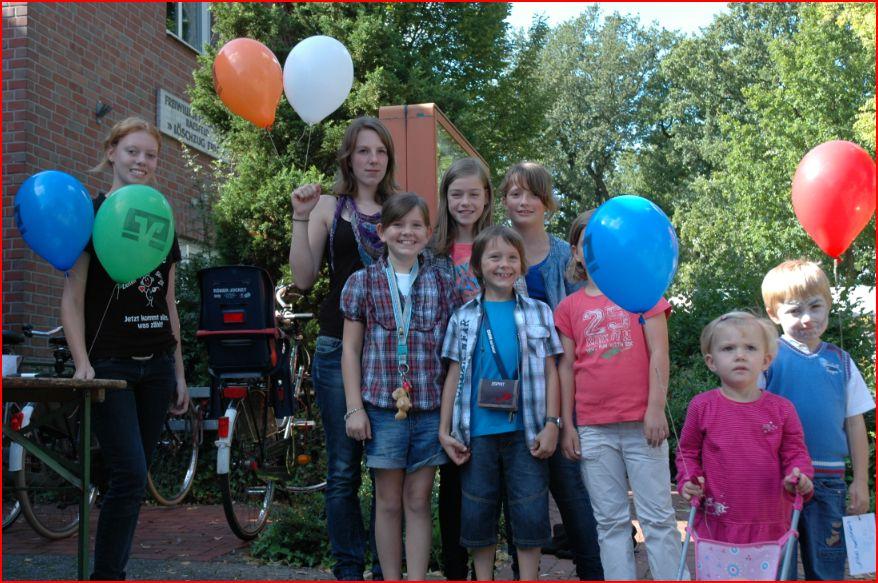 Sommerfest Kolping Erle