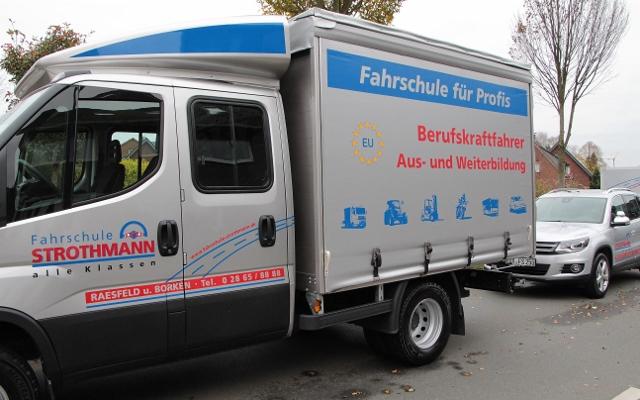 Fahrsimulator Fahrschule Strothmann Raesfeld (2)