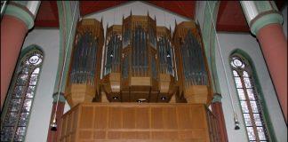 Orgel St.Silvesterkirche