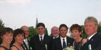 Schützenfest Erle 2004