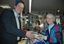 Kaufhaus Brand Grundmann in Erle schließt Andreas Grotendorst (