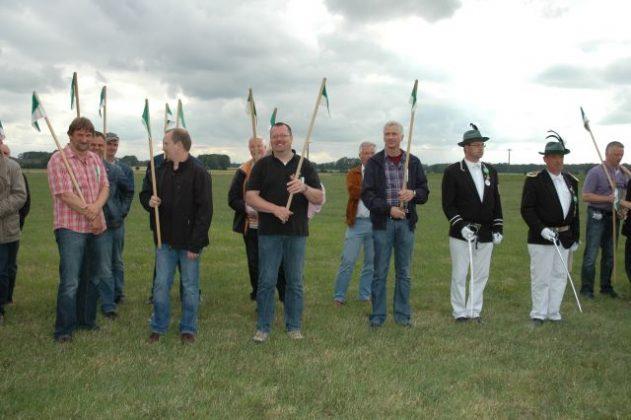 Schützenfest Erle 2011