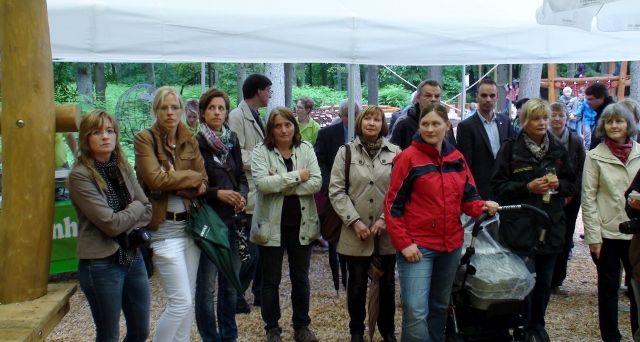 """Am kommenden Sonntag, 17. Juni 2012 wird die Eröffnung des Naturerlebnisgeländes mit einem großen Familienfest und einem Konzert """"Natur pur"""" gefeiert."""
