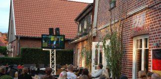 Public Viewing Schloss Raesfeld