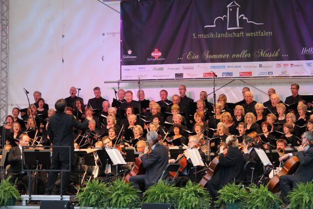 Musiklandschaft Westfalen Raesfeld