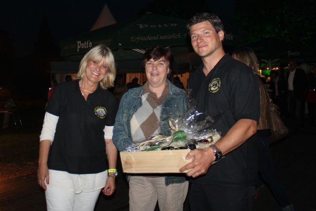 Lions Club Rhede Euregio Sammelaktion Raesfeld (31)