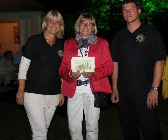 Lions Club Rhede Euregio Sammelaktion Raesfeld (32)