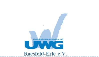 Logo UWG Raesfeld
