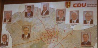 CDU Raesfeld Kommunalwahl 2014