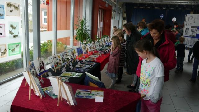 Ausstellung Sebastianschule Raefeld