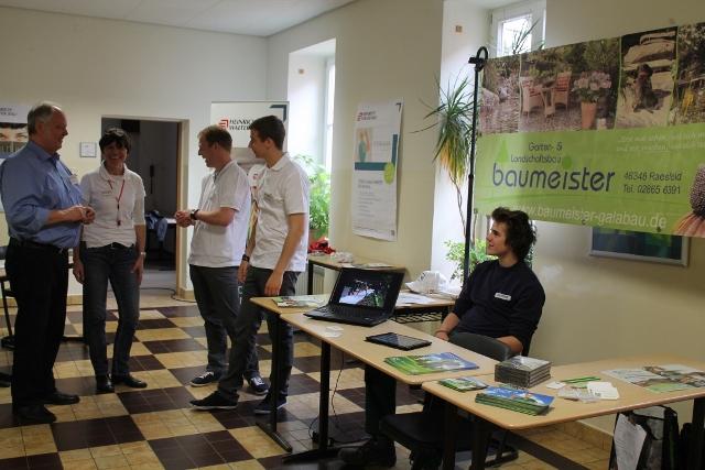 Firma Baumeister Garten- und Landschaftsbau