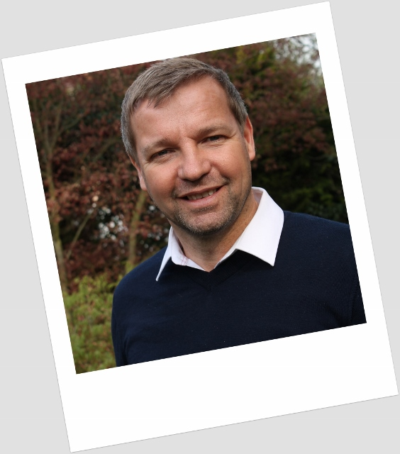 Bürgermeisterkandidat Mike Rexforth CDU