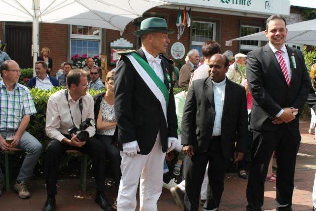 König Ralf Henke Parade 2014