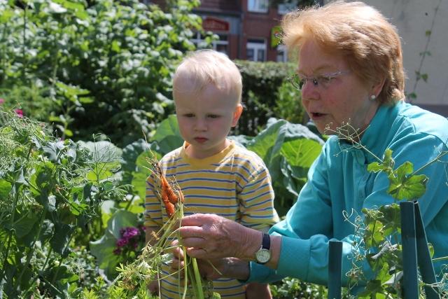 Klein aber fein, und wenn Oma Ingrid sagt, die kann ich essen, dann wird das auch stimmen!