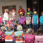 Einschulung Grundschule 2014