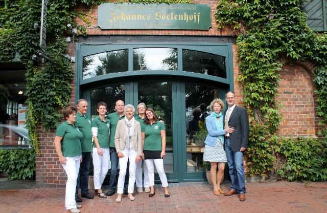 Alexandra und Dirk Böckenhoff (re. im Foto) und ihr Team freuen sich auf Ihren Besuch