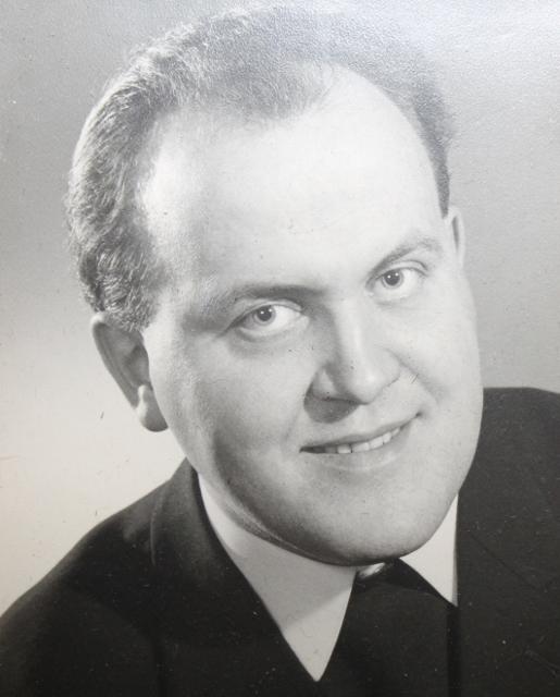 Pastor Franz-Josef Barlage