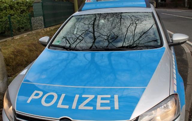 Polizei Auto logo