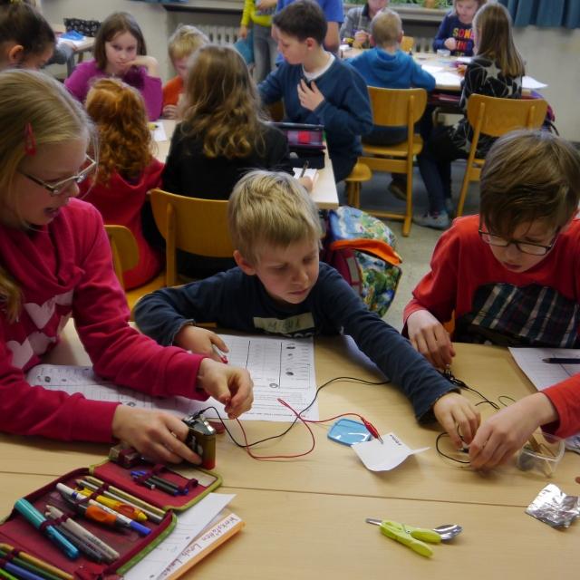 Sebastianschule Raesfeld Forschertage