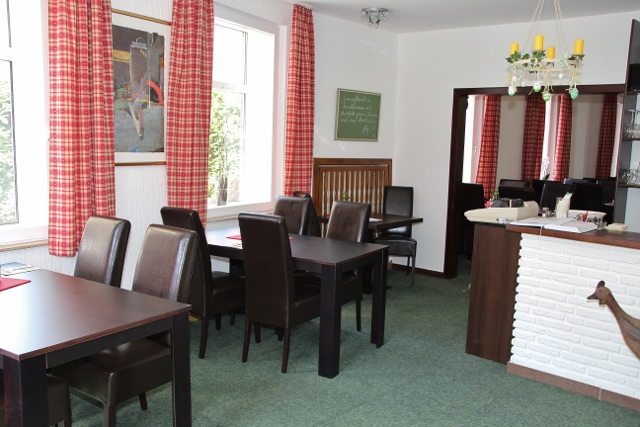Restaurant Schlosskapelle Raesfeld Freiheit