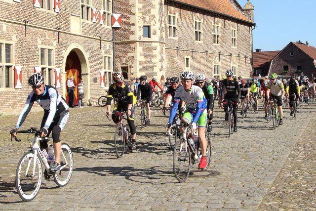 RenntfietsenTour 2015 Schloss Raesfeld