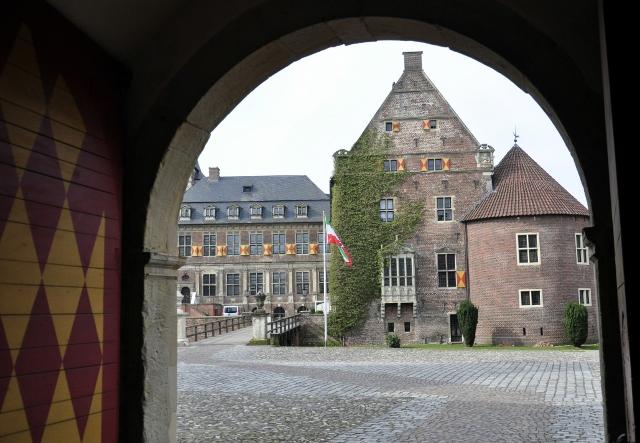 Autofrei Schloss Raesfeld
