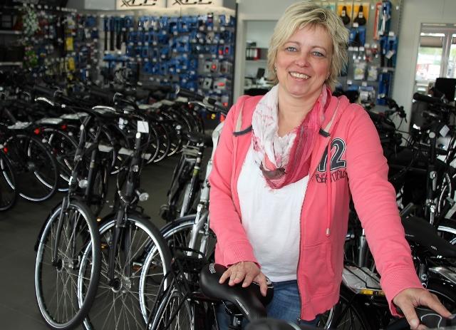 Firma Hußmann setzt verstärkt auf ein großes Sortiment an Qualitätsfahrrädenr und E-Bikes für jung und alt