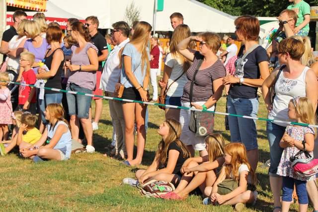 Schuetzenparade Raesfeld 2015 Sonntag