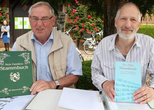 enealogen im Heimatverein Raesfeld