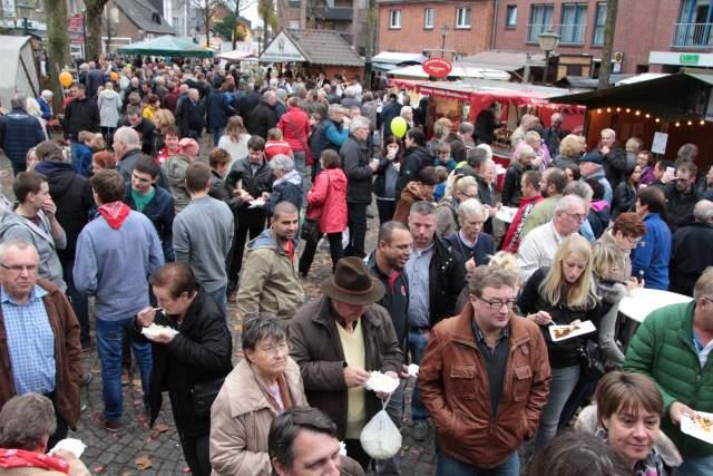 Zwei Tage buntes Treiben auf dem 30. Kappesmarkt in Raesfeld