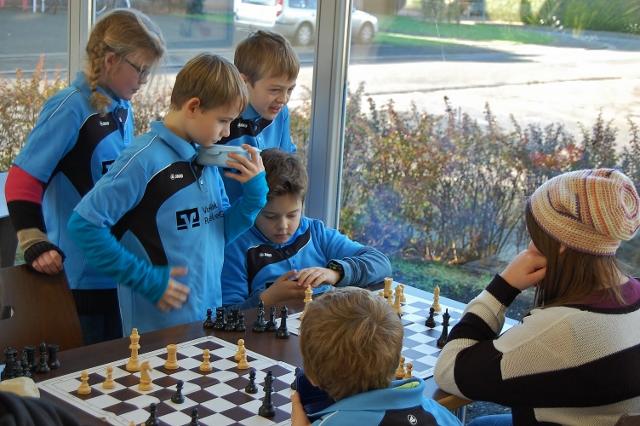 Schachturnier in Raesfeld-Schulen (2)