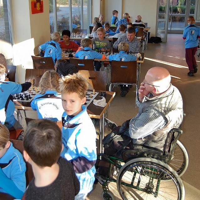 Schachturnier in Raesfeld-Schulen (3)