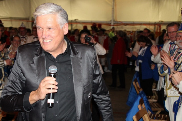 Der Gemener Wolfgang Kuhmann schrieb den Raesfelder Karnevalssong.