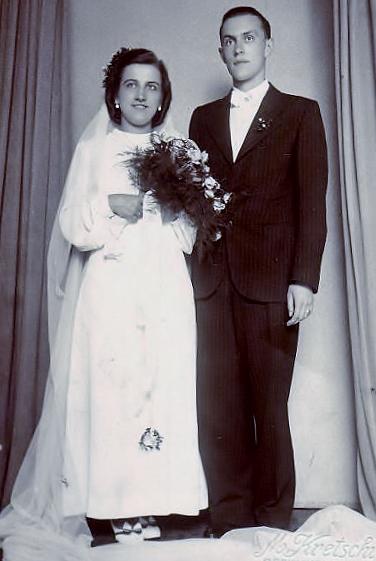 Hochzeit Kreis Borken Ehepaar