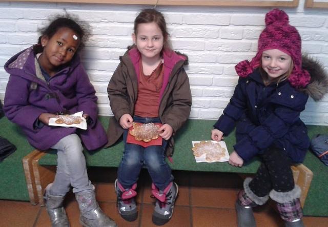 Silvestergrundschule Waffelbacken (1)