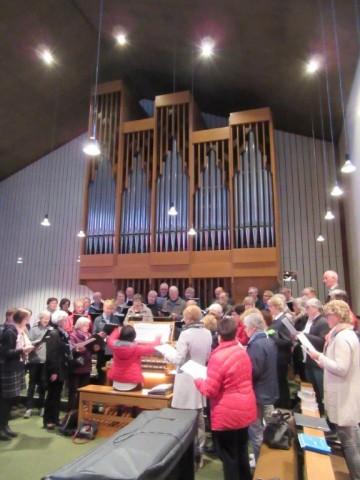 Orgel in Dorsten