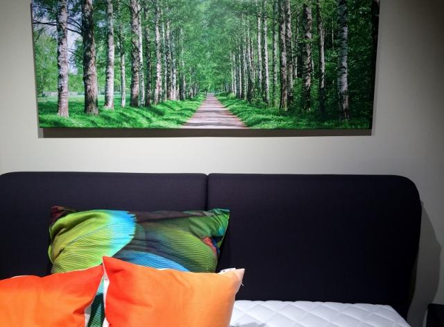 sommerliche ideen f r das schlafzimmer heimatreport. Black Bedroom Furniture Sets. Home Design Ideas