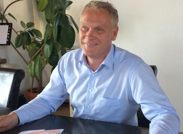 Dirk Nießing von der NaturErlebnisSchule