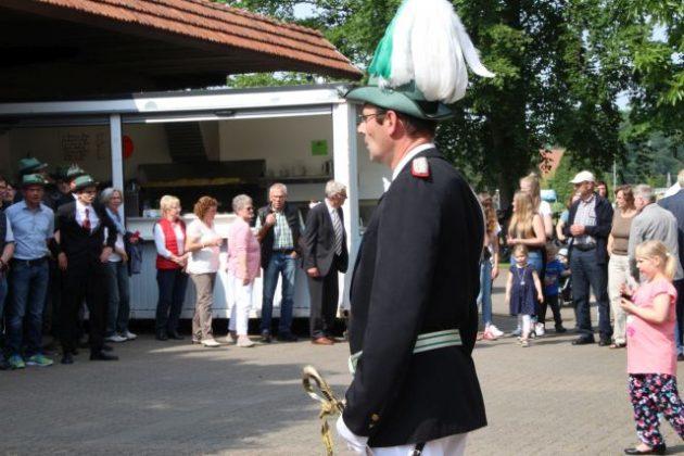 Schützenfest Homer 2016