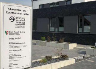 Steuerberatung Raesfeld - Geuting - Vornholt - Feldhaus