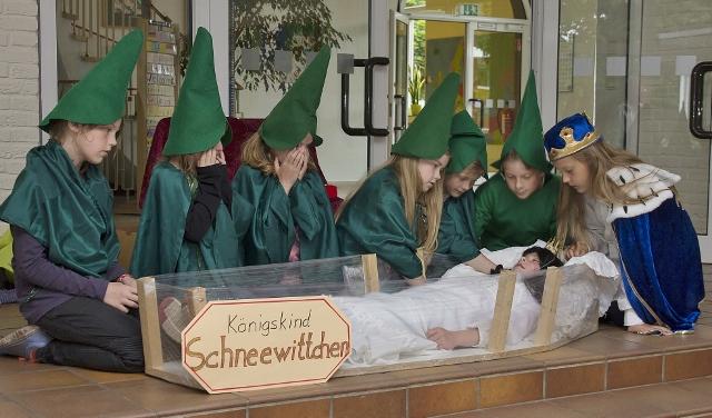 Plattdeutsches Theater Schneewittchen Erle