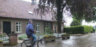Sturmschaden Schloss Raesfeld