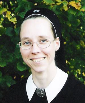 Schwester Daniela-Maria Simon